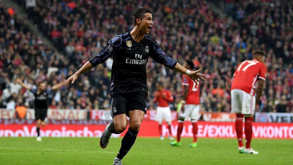 Europapokal: Cristiano Ronaldo knackt die 100-Tore-Marke