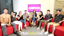 CosmoLive: What Cosmo Editors Think About Male Fashion