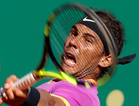 Tenista espanhol Rafael Nadal