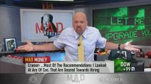 Cramer: Analyst recommendations are already boosting stoc...