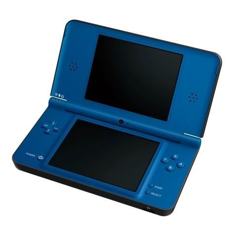 Blue Nintendo DSi XL headed to the US of A