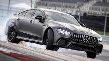 Mercedes-AMG confirms GT 4-Door hybrid is planned
