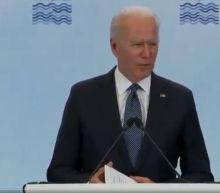 Biden mixes up Libya and Syria in press conference