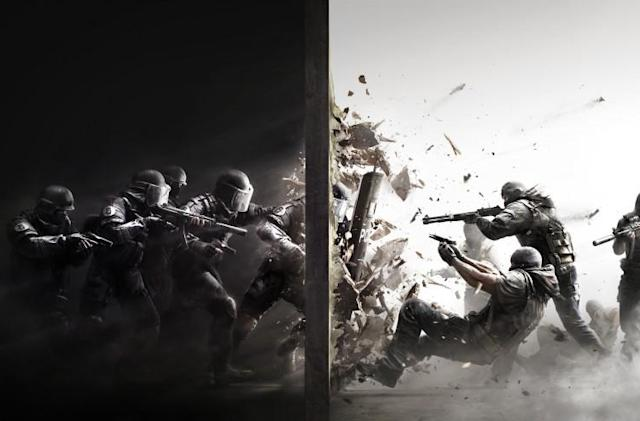 New 'Rainbow 6: Siege' is on the way from Ubisoft