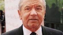 Lord Alan Sugar's private jet forced to make emergency landing at 41,000 feet