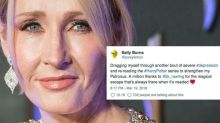 J.K. Rowling had a heartwarming response to this struggling 'Harry Potter' fan