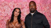 Kim Kardashian Posts Stunning Wedding Photos in Celebration of 5th Anniversary With Kanye West