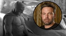 Ben Affleck shares the sad moment he told his son he was no longer Batman