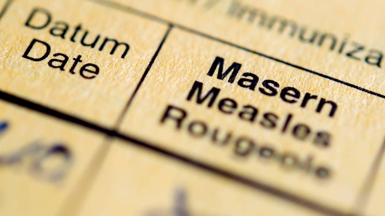 Masern Impfpflicht Bundestag