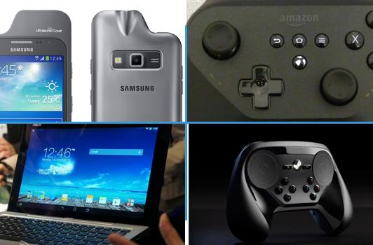 Daily Roundup: new Amazon and Valve controllers, Samsung's ultrasonic phone case and more!