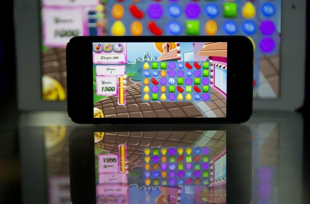 Kids prefer to play games on mobile devices over consoles