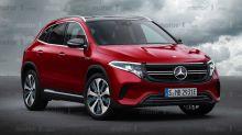 Mercedes-Benz EQA - Et s'il ressemblait à ça ?