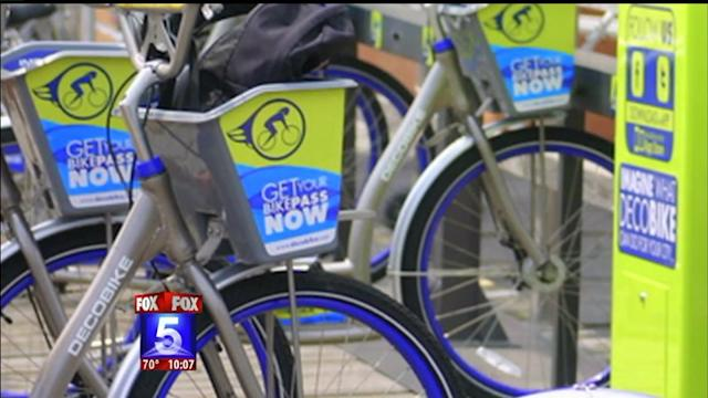 City Council Approves Bike Sharing Program