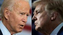 Erstes Fernsehduell zwischen US-Präsident Trump und Herausforderer Biden