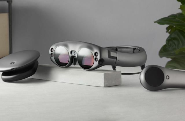 Magic Leap teardown reveals the complexities of mixed reality