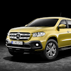 Why Americans can't buy the new Mercedes-Benz pickup truck