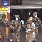 South Africa begins 21-day coronavirus lockdown