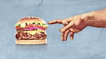 Americans consume an average of 2.4 hamburgers per day — and more meaty facts
