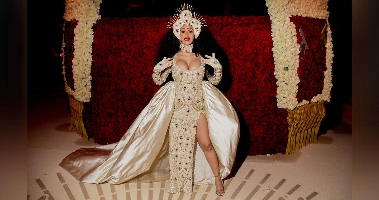 Cardi B Shows Off Her Newborn Daughter Kulture's Lavish