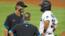How a lineup switch, an injury and a short bench haunted Marlins in loss to Orioles