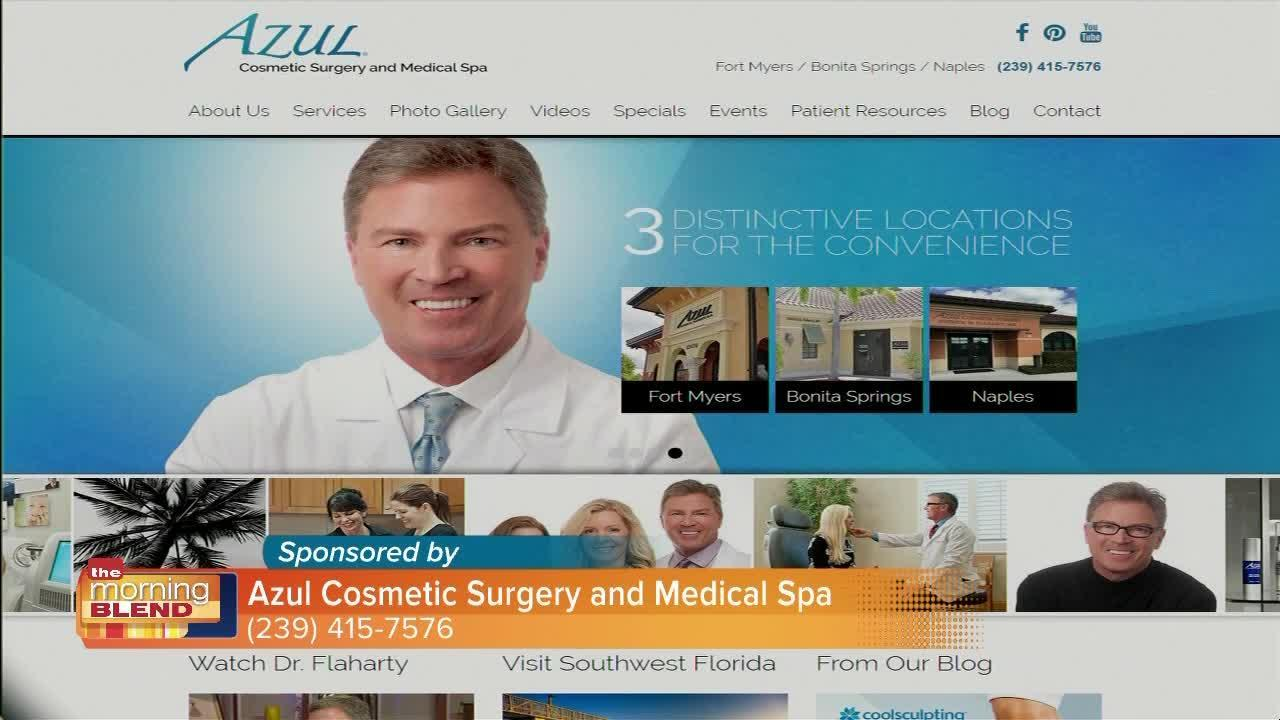 AZUL Cosmetic Surgery and Medical Spa: Men want to look good [Video]