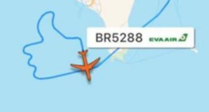 長榮航類出國 飛行路線比「讚」