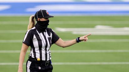 Sarah Thomas set to make Super Bowl history
