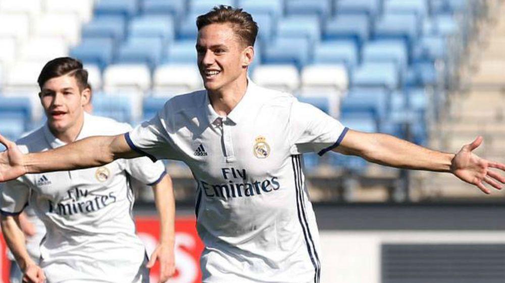 El Real Madrid Juvenil, finalista en la Copa de Campeones