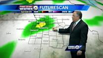 Rain is on the way for your weekend