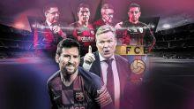 Der schmutzige Messi-Krimi und seine Akteure
