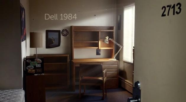 Dell portrays itself as a feisty startup in its first ad after going private (video)
