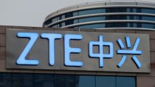 China's ZTE sees third-quarter profit after first-half loss on U.S. supplier ban