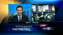 Kidd gets preview of 'Extreme Makeover' casting event