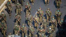 U.N. vote on call to stop arms supply to Myanmar postponed