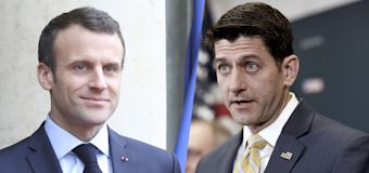 Ryan invites France's Macron to address Congress