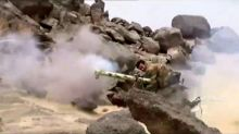 US says seized Iranian weapons bound for Yemen