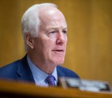 GOP Sen. John Cornyn says Republicans could support a smaller infrastructure bill