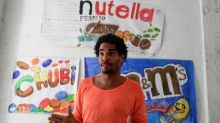 Analysis: Raised fist, dangling handcuffs: a snapshot of Cuban dissent