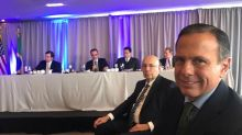 Los presidentes del Congreso de Brasil apoyan las reformas ante los inversores de EE.UU.