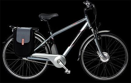 $2,000 Giant Twist Freedom DX electric bicycle gets pedaled on video