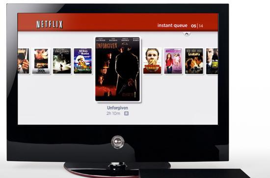 LG's BD300 Blu-ray gets HD Netflix-enabling firmware update