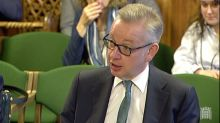 Tory Leadership Hopeful Michael Gove Reveals He Did Not Actually Get A Meeting With Trump