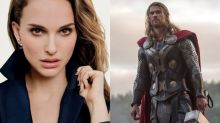 女英雄要出頭了!Natalie Portman 或將取代 Chris Hemsworth 成為女版雷神?