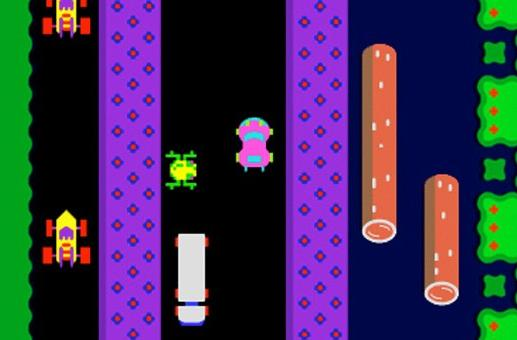 GlassFrogger makes Glass wearers hop in real life to brave simulated streets (update: code and video)