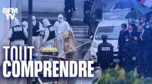 TOUT COMPRENDRE - Le déroulé de l'attaque à l'arme blanche qui a fait 2 blessés à Paris