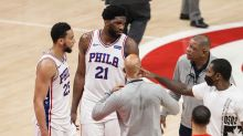 Doc Rivers, Joel Embiid raise doubts about their confidence in Ben Simmons after Game 7 loss