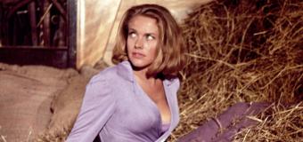 'Goldfinger' Bond girl Honor Blackman dies at 94