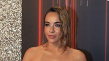 Stephanie Davis opens up on abuse and PTSD before taking to the red carpet at Soap Awards