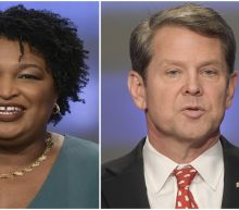 The Latest: Kemp says Georgia race over, state to look ahead
