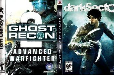Double Dose of Daily Deals: GRAW2 and Dark Sector